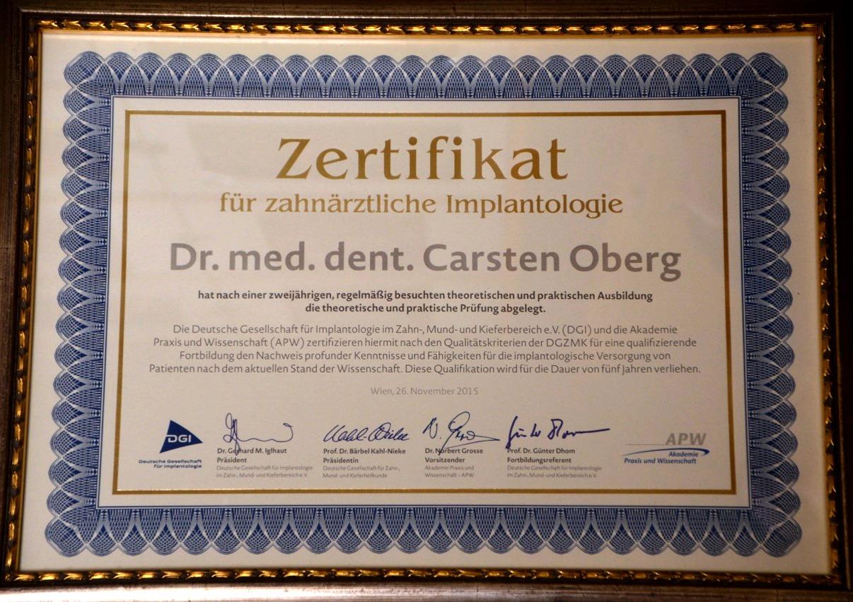 Zahnarzt Rellingen / Pinneberg - Blog